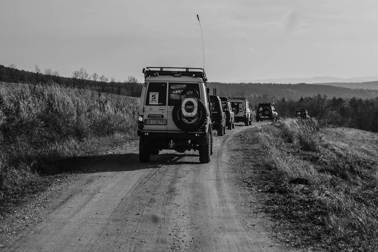 Ośrodek Wypoczynkowy OLIMP - Offroad w Bieszczadach i na Ukrainie